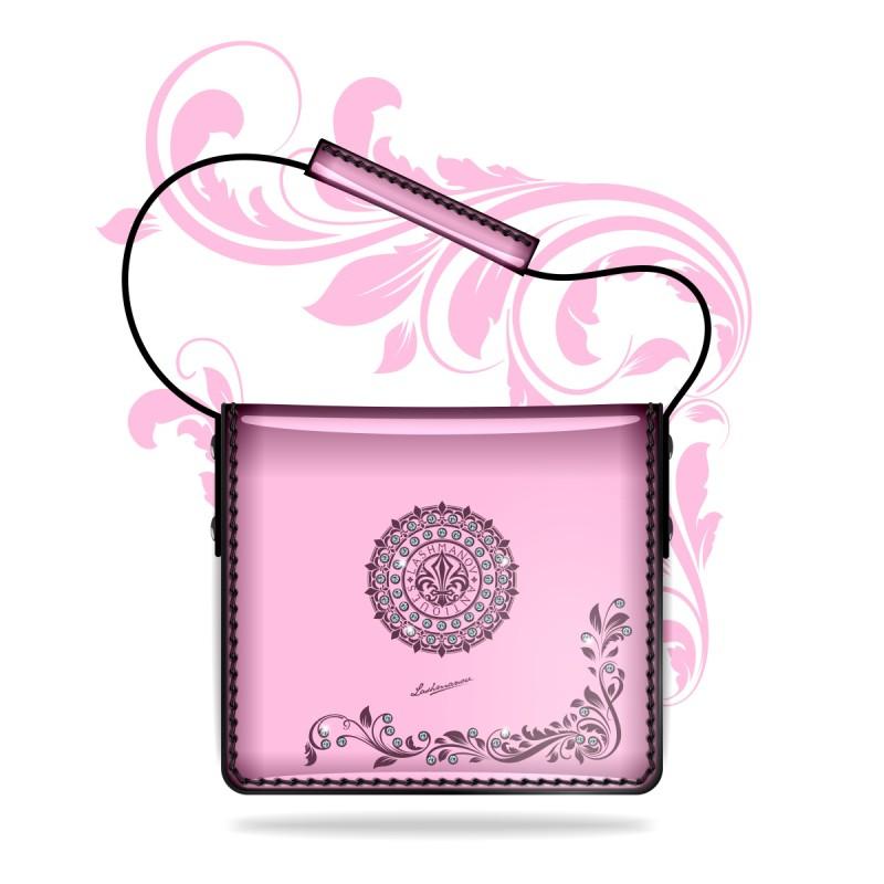 Pink Flowers klatch 131 (1)