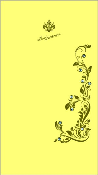 Wallpapers Yellow (1) m